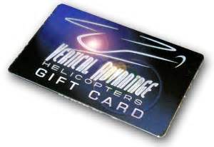 Gift Card Advantage - vertical advantage helicopters gift cards