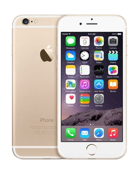 Apple 4 32gb Cell buy apple iphone 6 32gb gold at best price in kuwait xcite