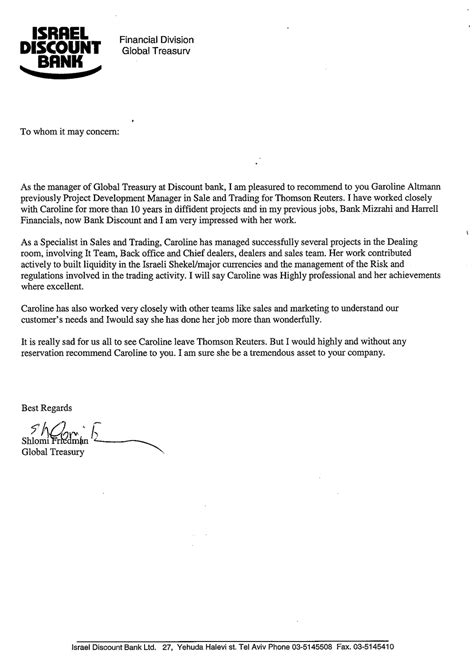 co worker letter of recommendation letter simple example