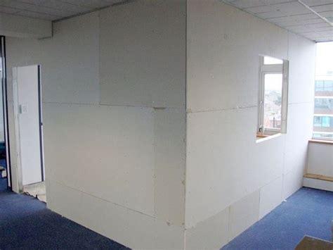 pareti prefabbricate per interni installare pareti prefabbricate le pareti installare