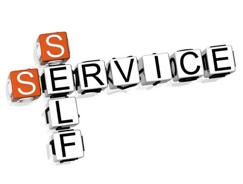 self a service bfm y different buying habits prefer self service