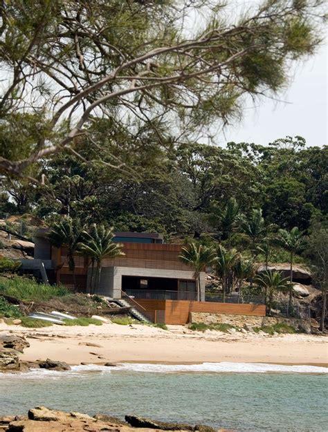 Clinton Murray S Gunyah Beach House In Bundeena Australia Bundeena House