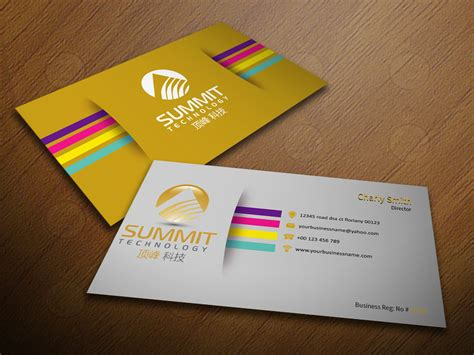 Business Card Graphics