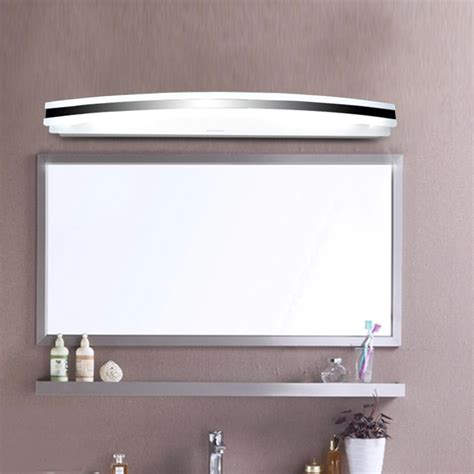 Deco Bathroom Mirror New Design Modern 12w 59cm Led Indoor Wall Light L Banheiro Deco Bathroom Mirror Light Wall
