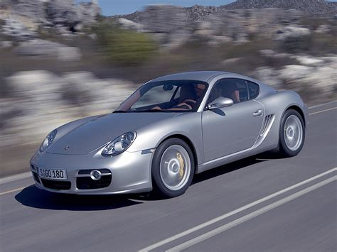 Porsche Cayman 2004 by Porsche Cayman S 987 Specs Photos 2005 2006 2007