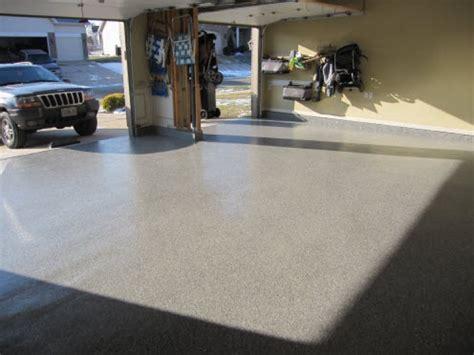 concrete garage floor garage floors gallery concrete resurfacing