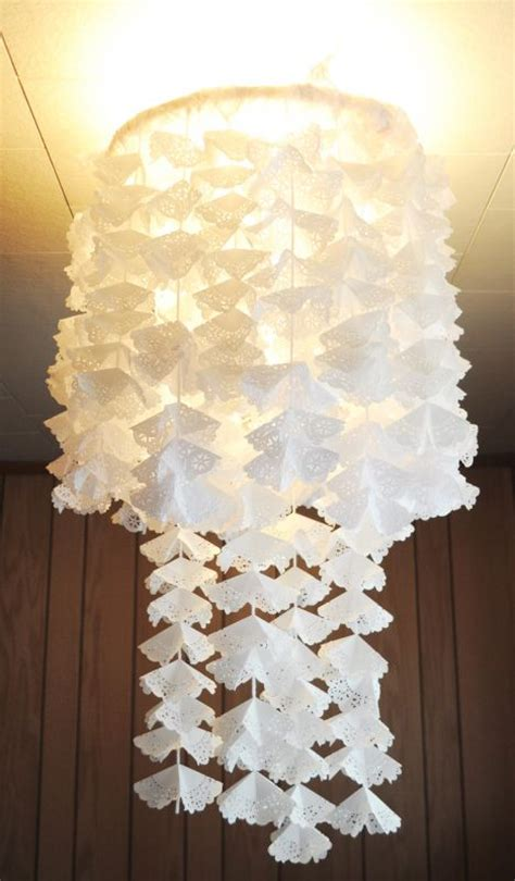 Doily Chandelier 301 Moved Permanently