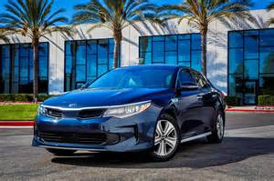 Kia Optima Vs Kia Optima Hybrid 2017 Kia Optima Hybrid In Hybrid On Sale This Fall