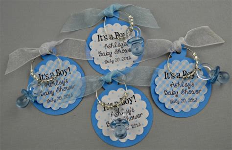 personalized baby shower favors for a boy items similar to personalized it s a boy baby shower