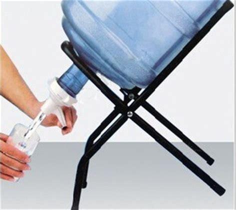 Jual Rak Galon Besi jual rak galon besi tinggi kran set dispenser air minum aqua bagus murah toko sinar terang 2