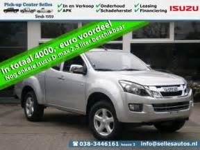 bedrijfsauto financieren nl isuzu d max financial lease