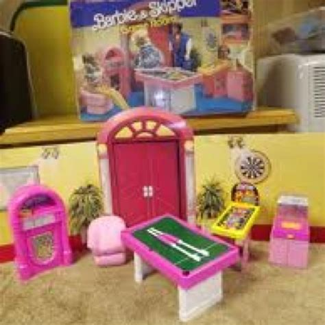barbie bedroom game barbie game room barbie toys pinterest