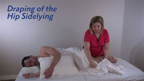 what is draping in massage massage with proper draping of the hip in sidelying