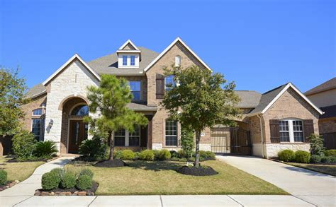 Luxury Homes In Katy Tx Cinco Ranch Ironwood Estates Luxury Homes In Katy Tx