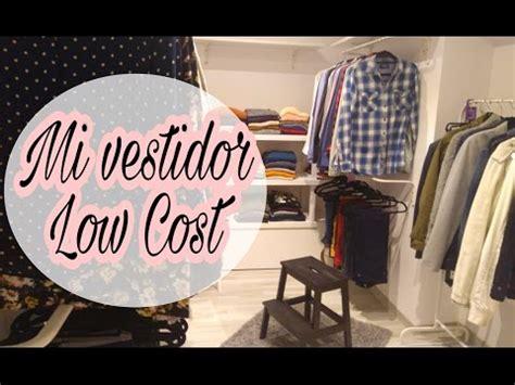 vestidor low cost ikea vestidor low cost con ikea youtube