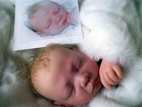 creepy  incredibly realistic reborn baby dolls