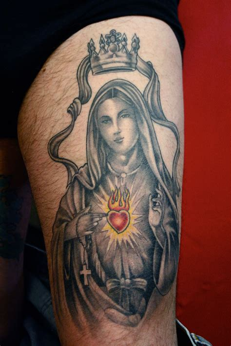maria tattoo picture gallery tattoomagz