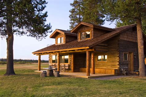 Country Homes And Interiors Blog country classic log cabin in nature advertising