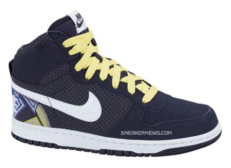 Big Diskon Pre Order Ultra Boost Kicks nike big nike high le navy yellow white woven sneakernews