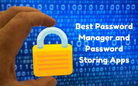 best free password manager app best password manager and password storing apps appsoup