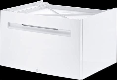 wäschetrockner auf waschmaschine stellen podest f 252 r waschmaschine w 228 schetrockner bosch siemens