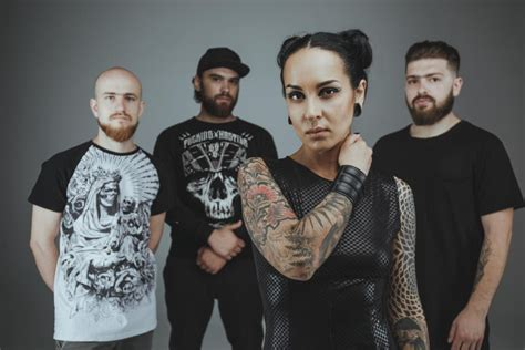 jinjer announce  details  upcoming  track ep micro