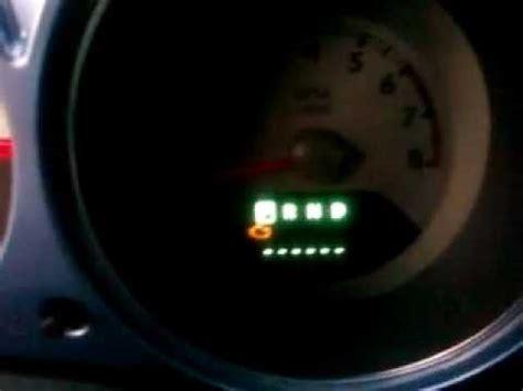 how to get check engine light off pt cruiser code retrieval youtube