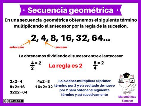 figuras geometricas una por una sucesiones de n 250 meros y figuras a partir de una regla dada