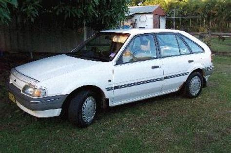 how to sell used cars 1988 ford laser regenerative braking 1988 used ford laser ke car sales nundah brisbane qld 800