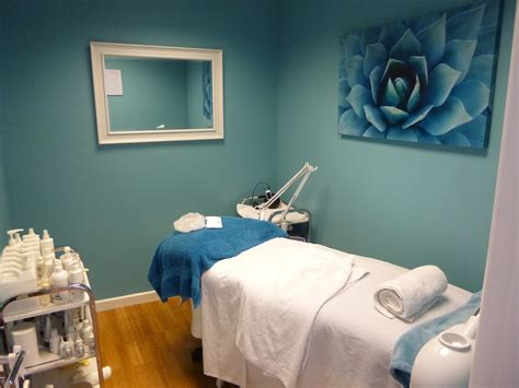 Wax And Relax Room by Day Spa Therapy Room Esthetician Room