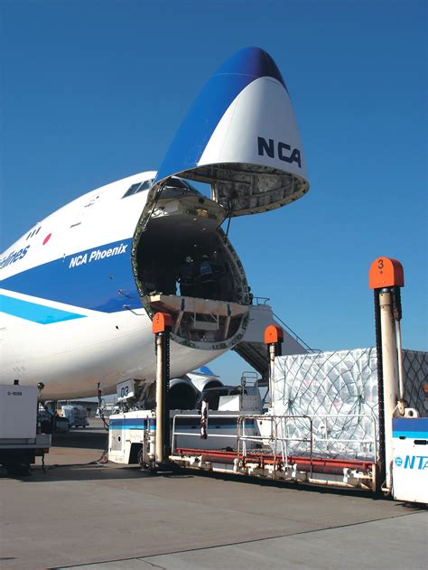 agreement with atlas air gives nippon cargo the runway to new markets the loadstar