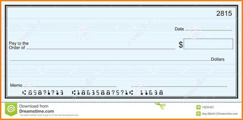 blank check template word 8 blank check templates for microsoft word inventory