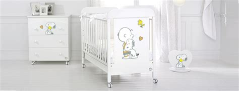 baby expert culle baby expert collezione peanuts lettino armadio