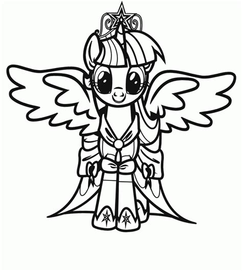 coloring pictures of pony my little pony coloring page coloring home