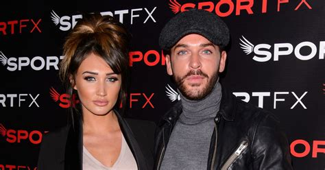 Onoff Launch Reception by Megan Mckenna And Pete Wicks Put On A United Front After