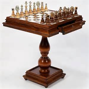 chess table italian alabaster chess table with storage chess tables