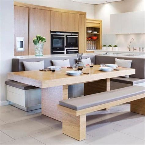 15 kitchen islands with seating for your family home best 25 kitchen booth seating ideas on pinterest