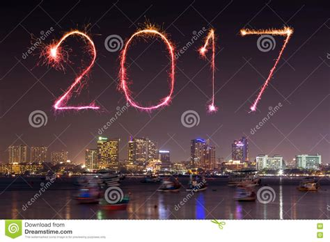 new year 2017 in thailand 2017 happy new year fireworks pattaya at