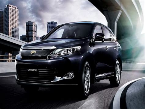Toyota Harrier 2013 Japanese Used Toyota Harrier Grand Hybrid 2013 Suv For Sale