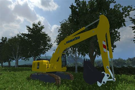 Cool Modern Ls by Excavator V 1 0 Farming Simulator 2017 Mods Farming