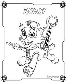 paw patrol super spy chase coloring pages how to draw super spy chase from paw patrol step 0 png