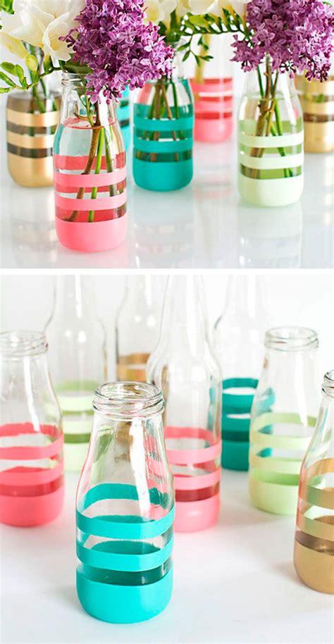 12 ideas creativas con botellas y tarros de vidrio papelisimo 12 ideas creativas con botellas y tarros de vidrio