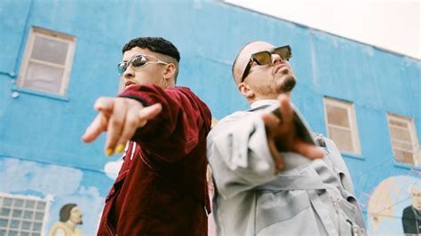 j balvin bad bunny bad bunny j balvin the new sound of reggaeton complex
