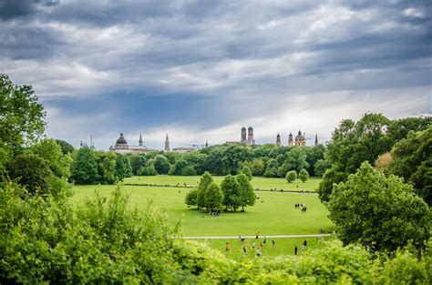 Englischer Garten De Munich by Sights And Sightseeing Munich