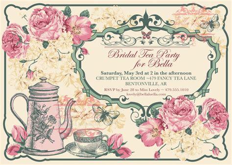 online tea party invitations party invitations new tea party tea