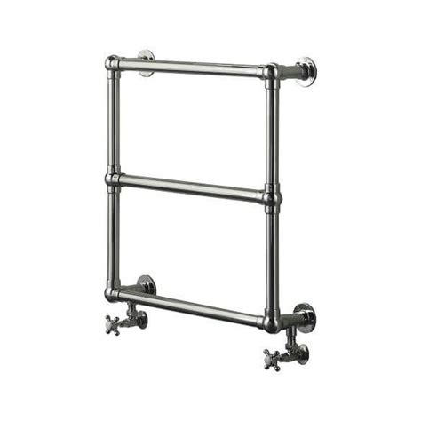 traditional heated towel rails for bathrooms jupiter bathrooms traditional wall mounted chrome heated