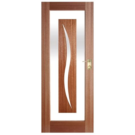 Entrance Doors by Hume Doors Timber 2040 X 820 X 40mm Illusion Entrance Door