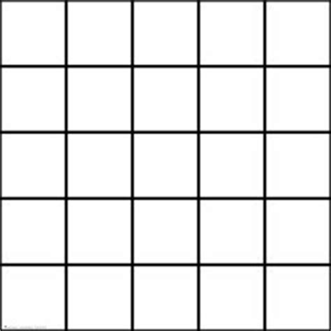 printable map roamer roamer too clear grid square 5 x 5 squares 1526 103