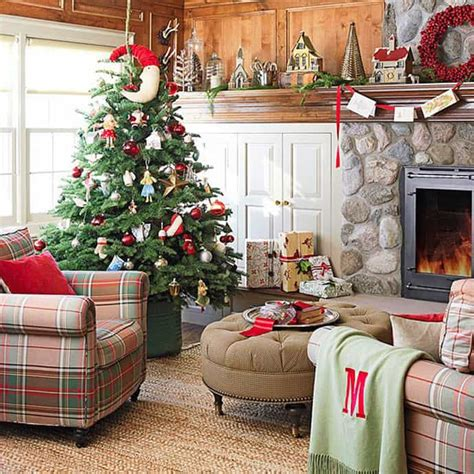 christmas decorations homes 25 beautiful christmas tree decorating ideas