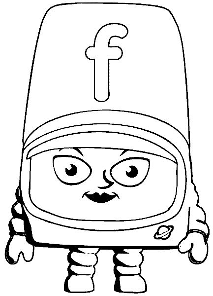 free coloring pages of alphablocks